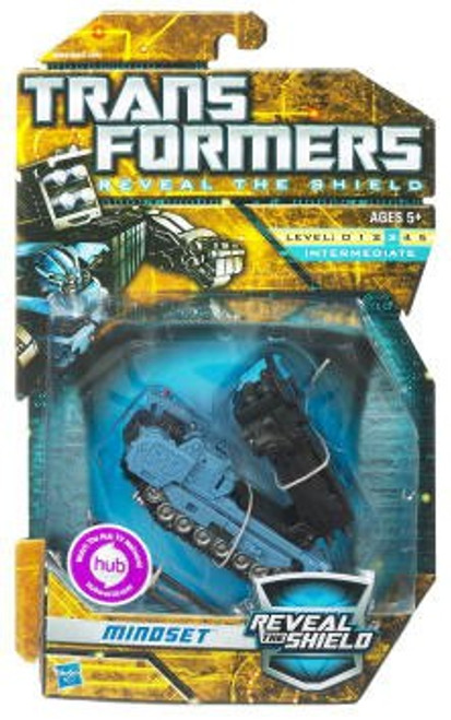 Transformers Reveal the Shield Hunt for the Decepticons Mindset Deluxe Deluxe Mini Figure