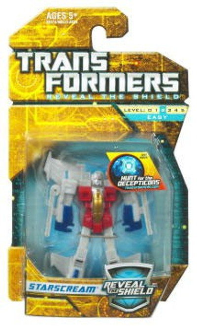 Transformers Hunt for the Decepticons Starscream Legend Legend Mini Figure