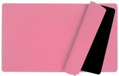 Card Supplies Pink 12-Inch x 24-Inch Play Mat
