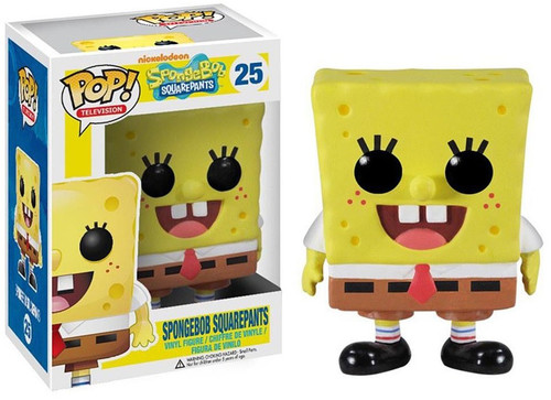 Funko POP! TV Spongebob Squarepants Vinyl Figure #25