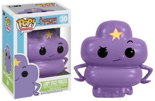 Funko Adventure Time POP! TV Lumpy Space Princess Vinyl Figure #30