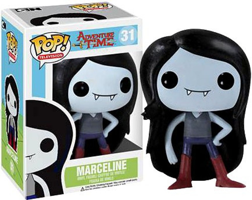 Funko Adventure Time POP! TV Marceline Vinyl Figure #31