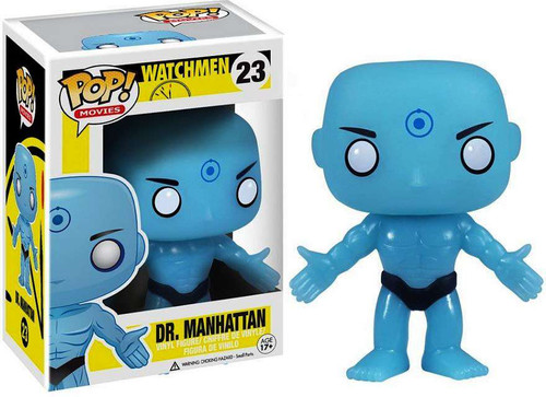 Funko Watchmen POP! Movies Dr. Manhattan Vinyl Figure #23