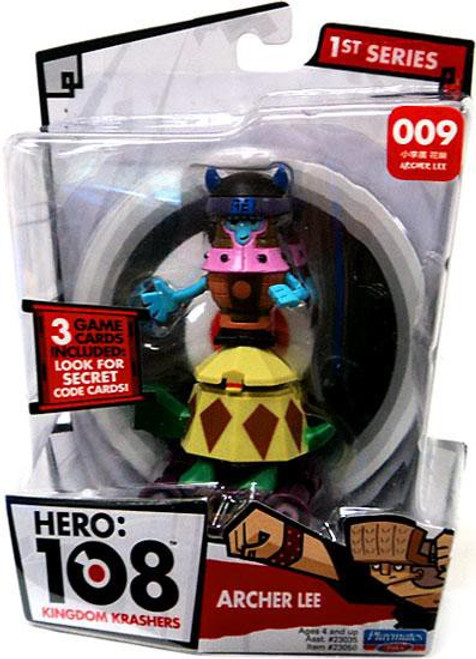 Hero: 108 Kingdom Krashers Archer Lee Action Figure #009