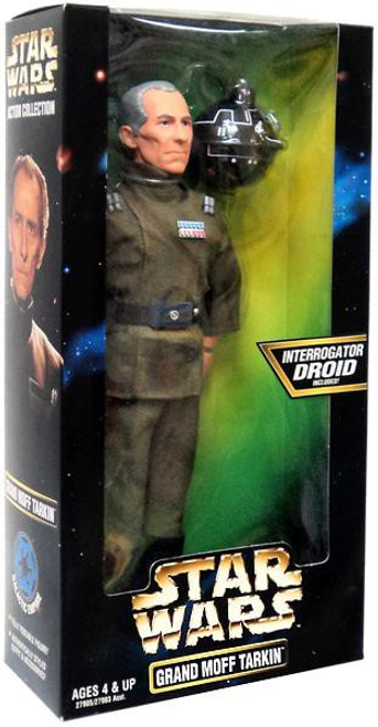 Star Wars A New Hope Action Collection Grand Moff Tarkin Action Figure