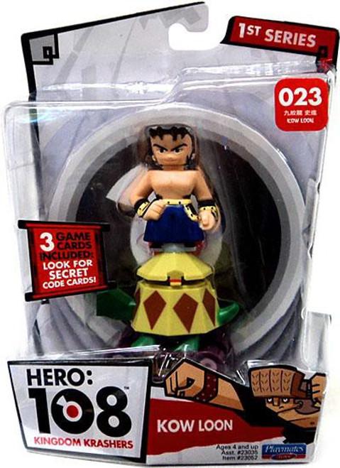 Hero: 108 Kingdom Krashers Kow Loon Action Figure #023