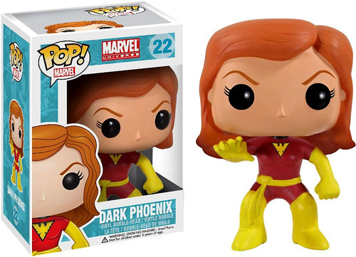 Funko Marvel Universe POP! Marvel Dark Phoenix Vinyl Bobble Head #22