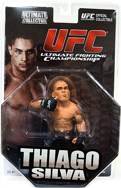 UFC Ultimate Collector Series 5 Thiago Silva Action Figure [Octagonal Package]