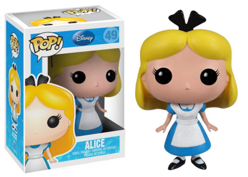 Funko Alice in Wonderland POP! Disney Alice Vinyl Figure #49
