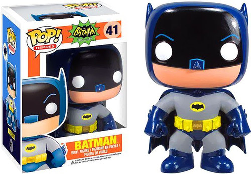 Funko 1966 TV Series POP! Heroes Batman Vinyl Figure #41 [1966 TV Series]