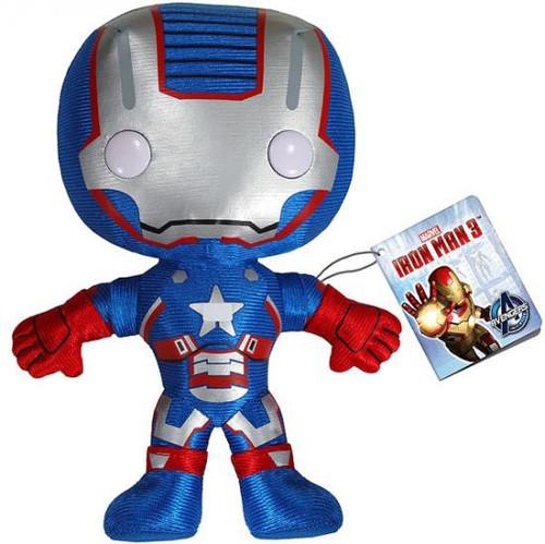 Funko Iron Man 3 Iron Patriot 5-Inch Plushie