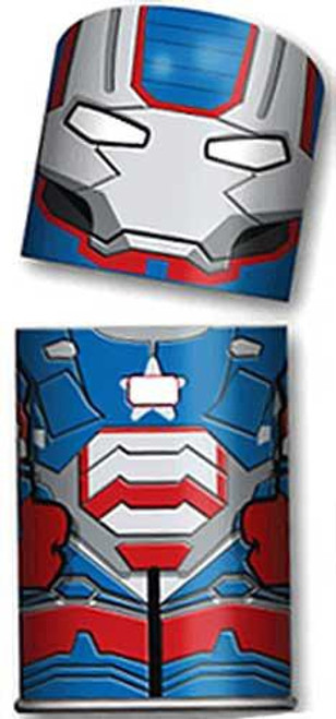 Funko Iron Man 3 Iron Patriot Can-Tivities Activity Set