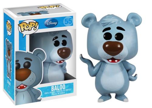 Funko The Jungle Book POP! Disney Baloo Vinyl Figure #55