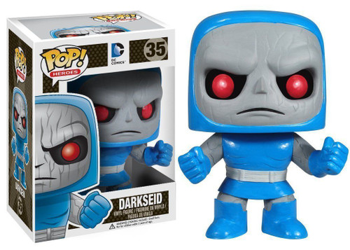 Funko DC Comics POP! Heroes Darkseid Vinyl Figure #35
