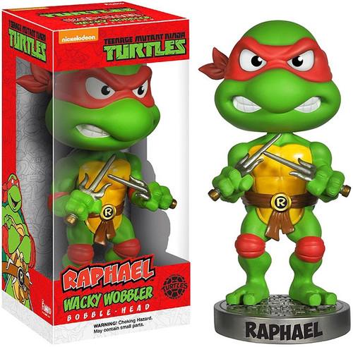 Funko Teenage Mutant Ninja Turtles Wacky Wobbler Raphael Bobble Head