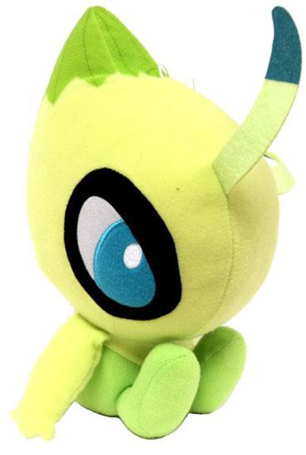Pokemon 12 Inch Deluxe Celebi Plush