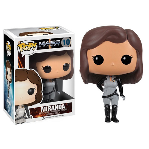 Funko Mass Effect POP! Games Miranda Vinyl Figure #10