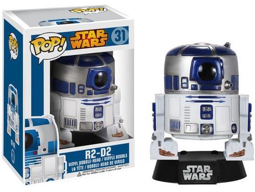 Funko POP! Star Wars R2-D2 Vinyl Bobble Head #31