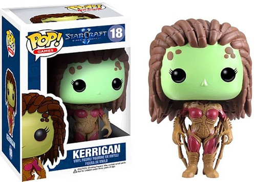 Funko Starcraft II POP! Games Queen of Blades Sarah Kerrigan Vinyl Figure #18