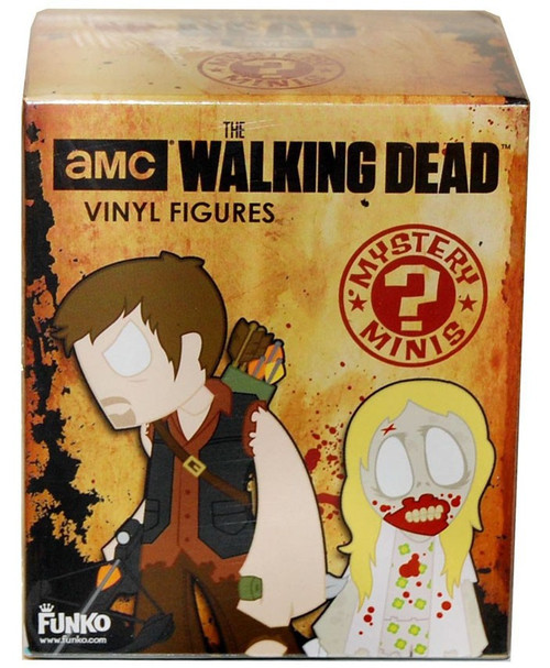 Funko The Walking Dead Mystery Minis Walking Dead Series 1 Mystery Pack [1 RANDOM Figure]