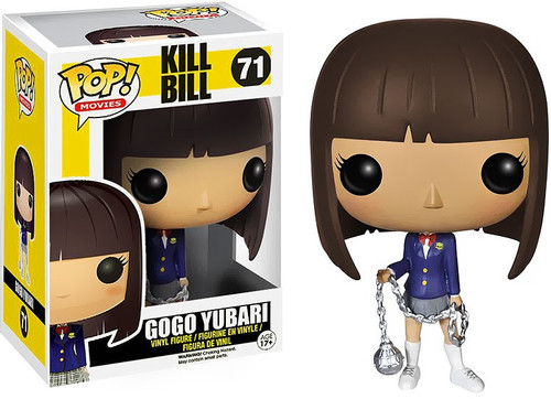Funko Kill Bill POP! Movies Gogo Yubari Vinyl Figure #71