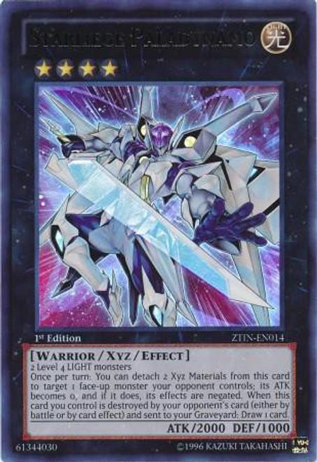 YuGiOh Trading Card Game 2013 Collector Tin Ultra Rare Starliege Paladynamo ZTIN-EN014