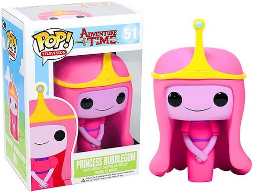 Funko Adventure Time POP! TV Princess Bubblegum Vinyl Figure #51