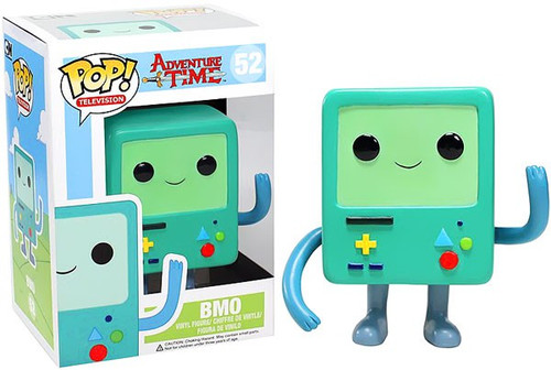 Funko Adventure Time POP! TV BMO Vinyl Figure #52