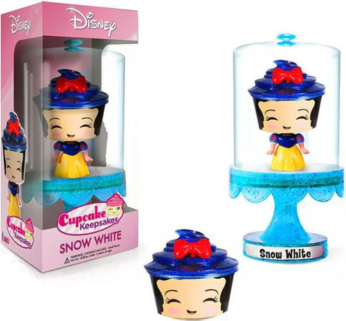 Funko Disney Cupcake Keepsakes Series 1 Snow White Mini Figure