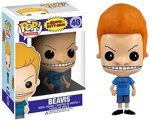 Funko Beavis & Butt-Head POP! TV Beavis Vinyl Figure #40