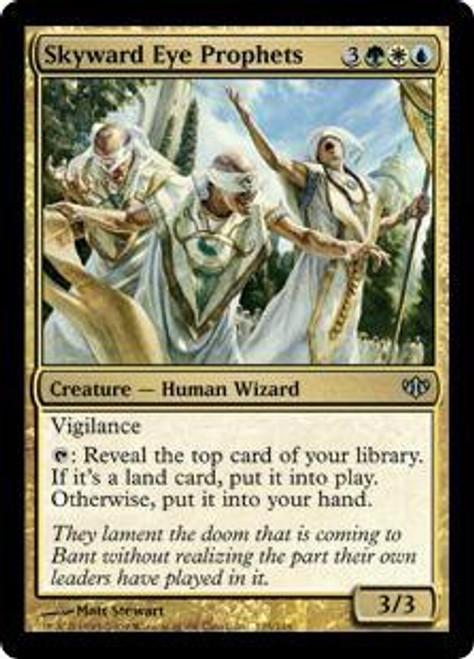 MtG Conflux Uncommon Skyward Eye Prophets #125