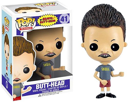 Funko Beavis & Butt-Head POP! TV Butt-Head Vinyl Figure #41