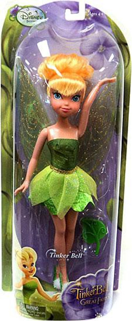 Disney Fairies Tinker Bell & The Great Fairy Rescue Tinker Bell 9-Inch Doll