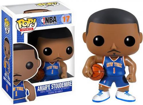 Funko NBA POP! Basketball Amar'e Stoudemire Vinyl Figure #17