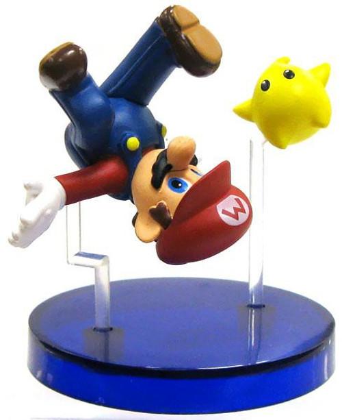 Super Mario Galaxy Mario 2-Inch PVC Figure
