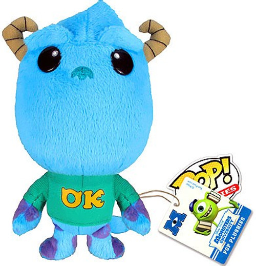 Funko Disney / Pixar Monsters University Sulley Plush