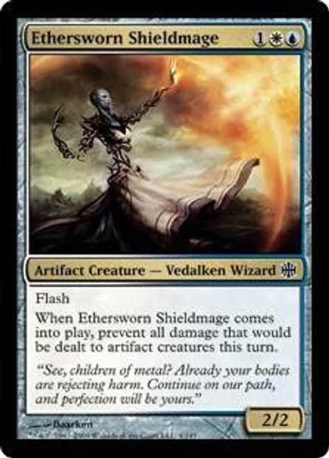MtG Alara Reborn Common Ethersworn Shieldmage #4