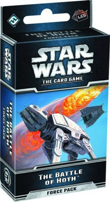 Star Wars The Card Game The Battle of Hoth Force Pack