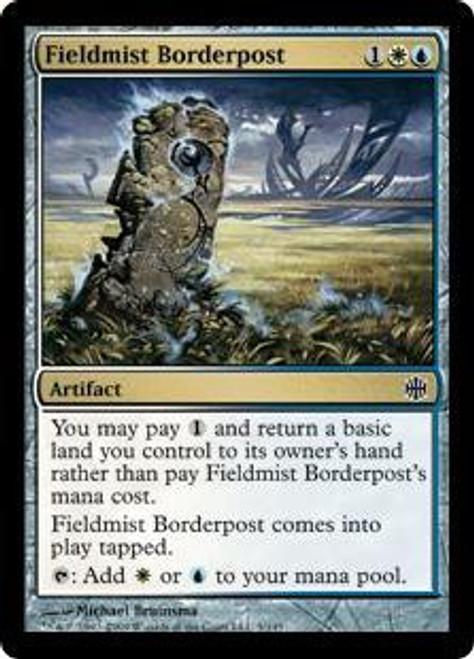 MtG Alara Reborn Common Fieldmist Borderpost #5