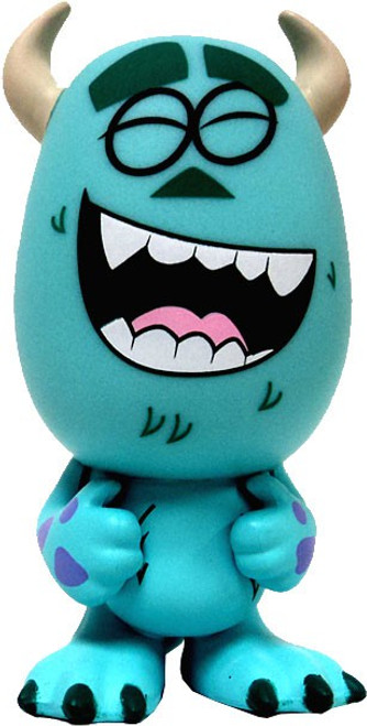 Funko Disney / Pixar Monsters Inc Mystery Minis Series 1 Sulley Mystery Minifigure [Laughing, Eyes Closed Loose]