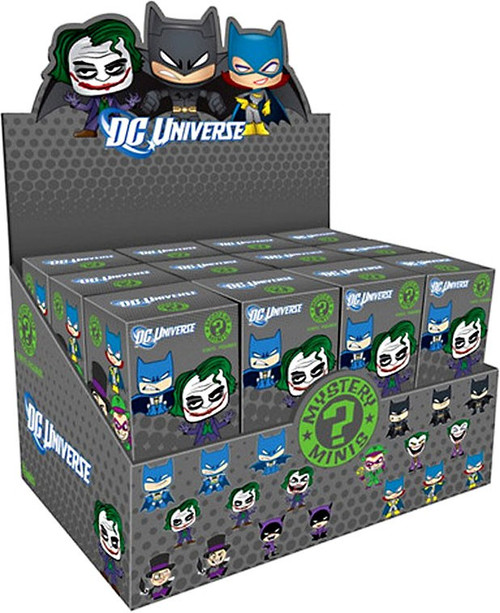 Funko Mystery Minis DC Universe Mystery Box [24 Packs]