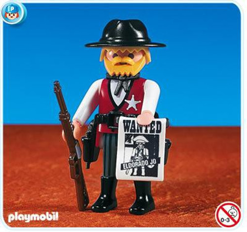 Playmobil Figures Sheriff Set #7661