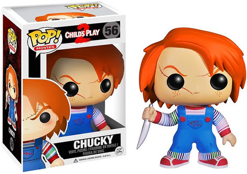 Funko Child's Play 2 POP! Movies Chucky Vinyl Figure #56