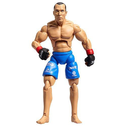 UFC Bring It On Build the Octagon Series 2 Royce Gracie Exclusive Action Figure