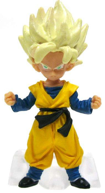 Dragon Ball Z Super Saiyan Goten 2-Inch PVC Figure
