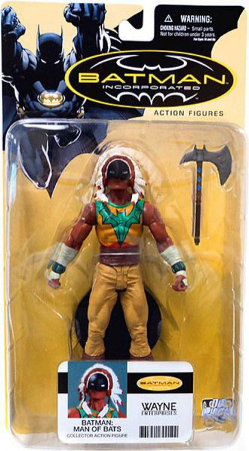 Batman Incorporated Series 1 Batman Man of Bats Action Figure