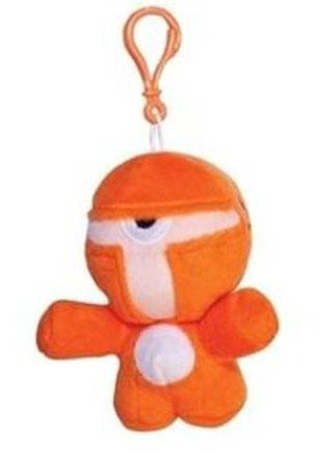 Crazy Bones Gogo's Clippers Helly Keyring Figure