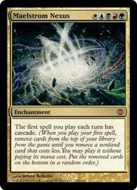 MtG Alara Reborn Mythic Rare Maelstrom Nexus #130