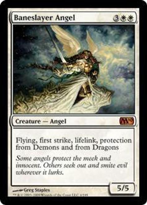 MtG 2010 Core Set Mythic Rare Baneslayer Angel #4