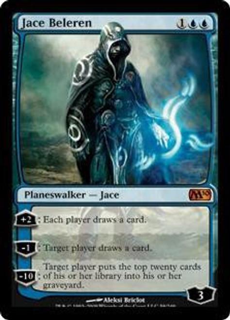MtG 2010 Core Set Mythic Rare Jace Beleren #58